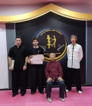 Seminar by Grand Master Wu Bin 25/11/2019